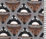 Fluffy:-pinguins-en-vosjes-in-driehoeken.-Een-fluffyfleece