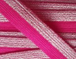 omvouwelastiek-16-cm-breed-met-glitterband-aan-één-kant-fuchsia