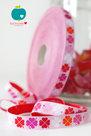 byGraziela-klavertjes-vier-band-roze-rood-sierbandje