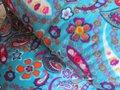 Fleece:-paisleyfiguren-op-turquoise