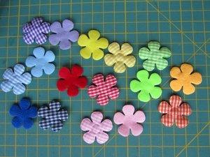 bloemetjes en andere leuke applicaties voor onder de KAMsnaps