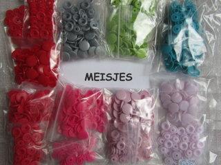 kleurenmixpakketten maat 16