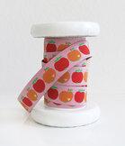 byGraziela appels rood-oranje, sierbandje
