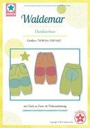 Waldemar, outdoor-broek voor jongens en meisjes