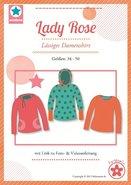 Lady Rose, confortabel shirt voor dames