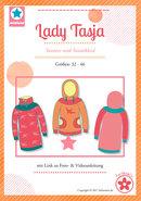 Lady Tasja, sweater en sweatjurk in de maten 32 t/m 46