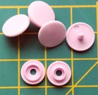 kleine snaps roze (ijspastel) MAT /B18M16