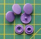 kleine snaps lila MAT /B28M16