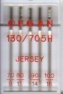 Organ ballpoint naaimachinenaalden 70/80/2 x 90/100