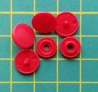 kleine snaps rood MAT /B38M16