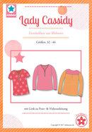 Lady Cassidy, blouse voor dames in de maten 32 t-m 46