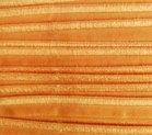 elastisch paspelband, zacht oranje