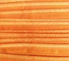 elastisch paspelband, beschaafd oranje