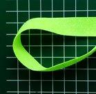glitterelastiek neon-lichtgroen 1,6 cm breed