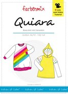 Quiara, shirt of shirtjurk in de maten 86/92, 98/104, 110/116, 122/128, 134/140, 146/152, 158/164.