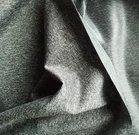 Noah: waterdichte jassenstof: grijs gemêleerd en rekbaar