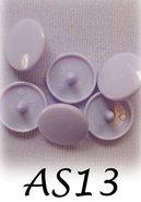 kleine snaps lila glanzend