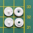 Hele kleine snapjes die alleen met de stang van de antisnaptool vastgezet kunnen worden, plus malletje maat 14