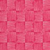 Rick, warme wintertricot blokjes gevuld met strepen: roze/lichtroze_