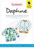 DAPHNE, vest in college stijl_