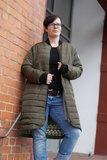 Lady Urban, jas voor tussen de seizoenen_