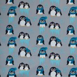 softshell lichtgrijs (passend bij de pinguins), NANO_