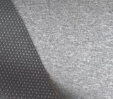 Borax = dunne softshell grijs gemêleerd: wind-, waterdicht en ademend!_