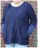 Big Lady Rose, comfortabel shirt voor dames _