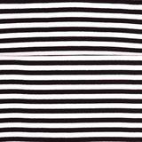 fijne boordstof brede zwart/witte streep 8 mm_