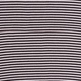 fijne boordstof zwart/witte streep 4 mm_