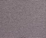 fijne boordstof zwart/witte streep 2 mm (heel smal streepje)_