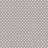 Verena: grijs met witte noppen_