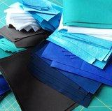 Borax = dunne softshell diepdonkerblauw/marine: wind-, waterdicht en ademend! _