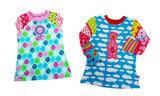 Antonia, patroon van een shirt met variaties voor meisjes_