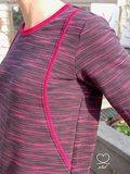 Lady Ruby, patroon van een shirt van MiaLuna (introductiekorting)_