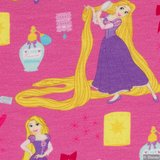 Disney's tricot rapunzel fuchsia_