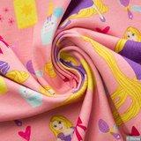 Disney's tricot rapunzel roze _