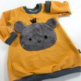 Quiara, shirt of shirtjurk in de maten 86/92, 98/104, 110/116, 122/128, 134/140, 146/152, 158/164._