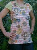 Quiala, basisshirt of longshirt met variaties in de maten 34/36 t/m 50/52_