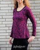Lady Fleur, shirt voor dames in de maten 32 t-m 46 _