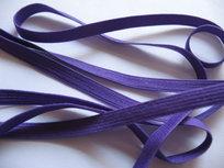 0,6 cm elastiek paars