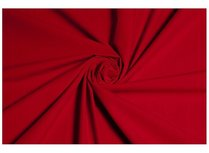 siliconpoplin (chintz)  rood