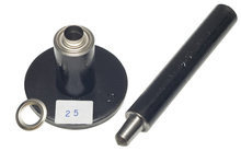 Gereedschap setje voor nestels/zeilringen 8 mm