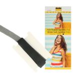 Vlieseline naadband flexibel 15MM ZWART strijkbaar