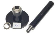Gereedschap setje voor nestels/zeilringen 5 mm