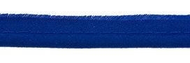 paspelband kobaltblauw met 4mm dik koord