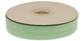 biaisband 20 mm, mintgroen
