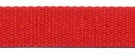 stevig tassenband 2 cm breed, rood