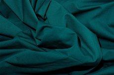 Gitte: tricot donkerpetrol 160cm breed