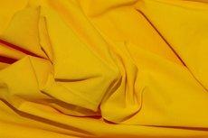 Gitte: tricot kanariegeel, 160cm breed